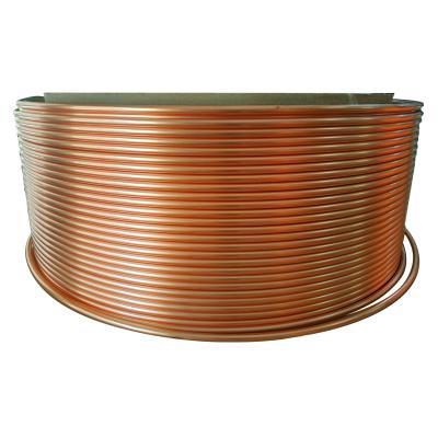 帮客材配 金田 商用空调铜管(φ9.52*0.6mm) 65元/公斤 110公斤/盘 一盘起售 发货至物流点需自提