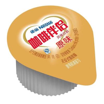 雀巢咖啡伴侶糖包奶包散包原味奶油球液態10ml*50粒