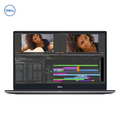 戴爾(DELL)Precision5540麒麟版 15.6英寸移動圖形工作站筆記本I7-9750H/16G/512G固態/T1000 4G/4K觸控屏
