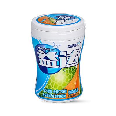 益达(Extra) 口香糖蜜瓜味40粒56g