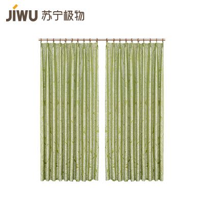 JIWU брэндийн хөшиг ногоон 1.4m өргөн ×2.6m өндөр