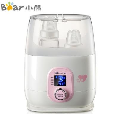 小熊(Bear)NNQ-A02B1暖奶溫奶器 消毒器二合一 恒溫智能保溫暖奶器嬰兒多功能奶瓶熱奶器