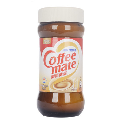 雀巢(Nestle)咖啡奶茶伴侶 400g瓶裝 咖啡伴侶