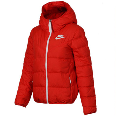 耐克(NIKE)冬季女士運動羽絨服AS W NSW WR DWN FILL JKT REV 939439-634