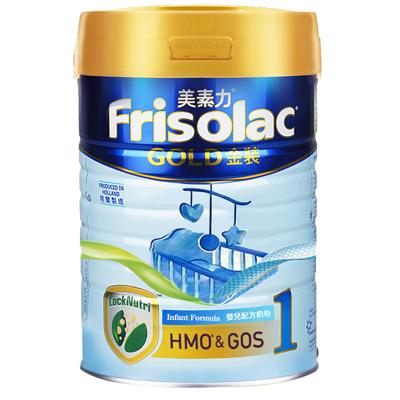 Friso 港版美素佳兒 金裝 嬰兒配方奶粉 1段(0-6個月) 900g/罐 荷蘭原裝進口