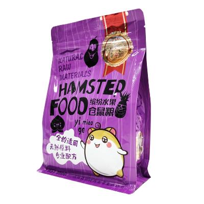 豪華水果倉鼠糧倉鼠用品金絲熊食物飼料主糧自配五谷糧食主食400g