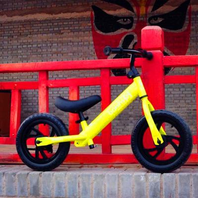 儿童滑步车 宝宝平衡滑行车两轮3-6岁小孩无脚踏幼儿单车批發零售