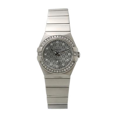 【二手95新】欧米茄OMEGA星座系列123.15.27.60.52.001女表石英奢侈品钟手表腕表