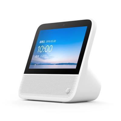 天貓精靈 CCL帶屏智能音箱音響 家庭智慧屏 白色