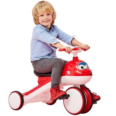 超级飞侠 儿童三轮车宝宝脚踏车2-3-6岁轻便男女孩玩具车可坐 超级飞侠三轮车