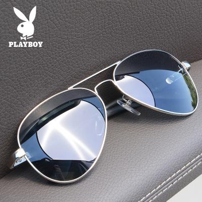 花花公子太陽鏡男新款太陽眼鏡潮偏光駕駛鏡男士開車釣魚專用墨鏡