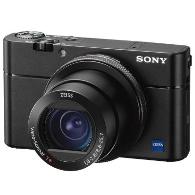 索尼(SONY)DSC-RX100M5A 黑卡5A 數碼相機1英寸大底 3英寸屏(蔡司鏡頭 高速對焦 約2010萬像素)