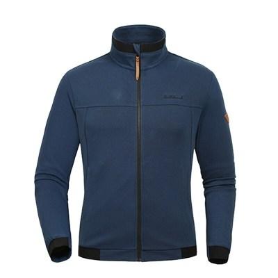诺诗兰(NORTHLAND)户外休闲衣户外秋冬男式运动休闲防风保暖贴身舒适时尚立领外套GL065603