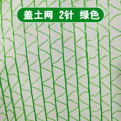 阿斯卡利(ASCARI)盖土网绿化网防尘网建筑工地专用绿色黑色遮阳网防扬尘环保遮盖网 (2针)8米x20米绿色