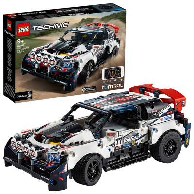 LEGO樂高 Technic機械組系列 Top Gear 拉力賽車42109