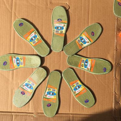 加绒儿童鞋垫新款儿童鞋垫纯棉吸汗透气军绿帆布全棉男女小孩通用