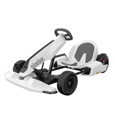 Ninebot 九号平衡车卡丁改装套件 变身小米卡丁车成人儿童电动体感车minipro白色平衡车+改装套装