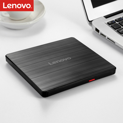 Lenovo/联想 光驱外置GP70N DVD/CD移动外接USB光驱笔记本台式机电脑刻录机 兼容苹果Mac