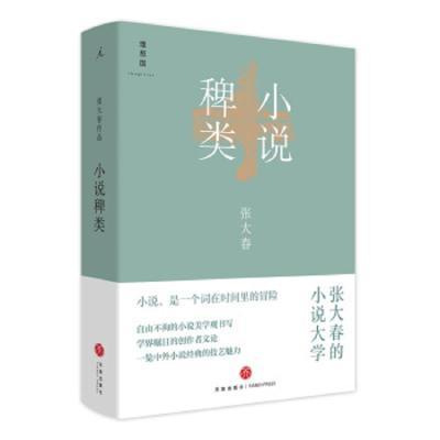 正版 小说稗类(新版) 天地出版社 张大春 9787545546927 书籍
