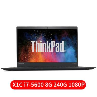 【二手9成新】联想ThinkPad X1 Carbon 14英寸i7-5600U 8G 240G固态 笔记本电脑超级本