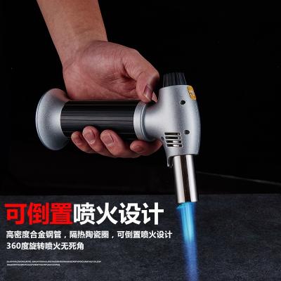 家用能焊槍維修焊接神器小型不銹鋼銅鐵噴火搶高溫冷風氣焊機 焊槍+10包萬能焊絲+2瓶氣