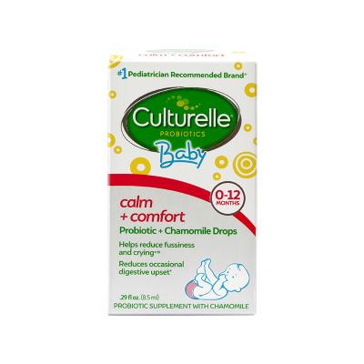 康萃樂(Culturelle)嬰幼兒進口益生菌洋甘菊滴劑營養素8.5ml/盒裝