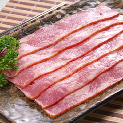 培根肉片烘焙燒烤經典培根手抓餅烤腸 精品2斤