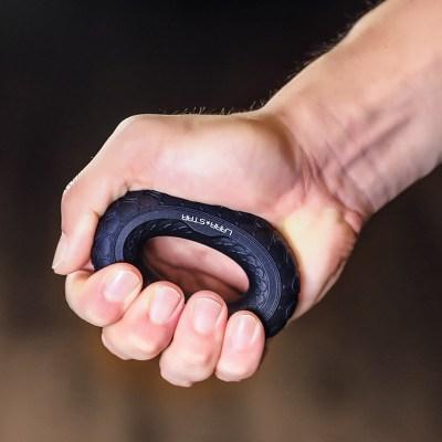 【健芬欣】LLZX硅膠握力器健身握力圈練手力男女手指訓練鍛煉康復訓練器