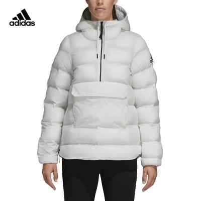阿迪达斯(adidas)秋冬 女子防风保暖运动棉服 CY8643