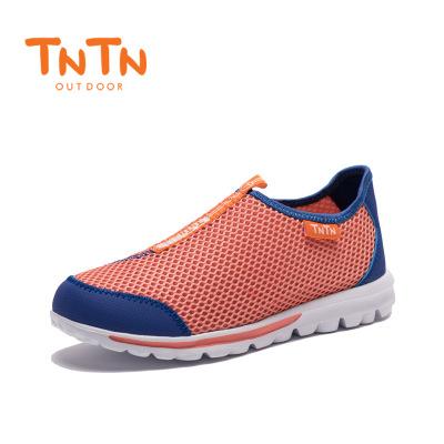 速干透气 中性款玫红紫色跑鞋 轻盈舒适