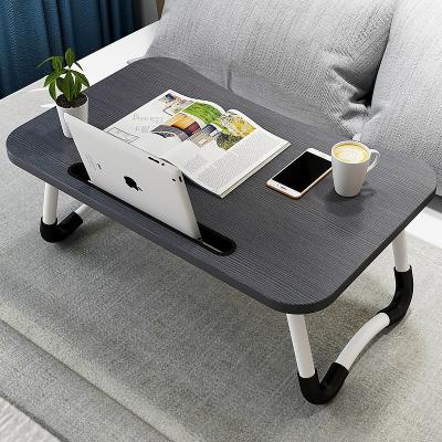 穆斯塔床上電腦桌可折疊家用臥室便攜寫字桌學生宿舍上下鋪學習桌