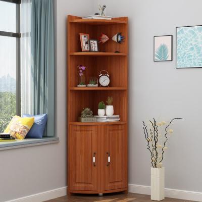 转角柜墙角柜现代简约拐角边角三角多功能客厅卧室角落置物架收纳