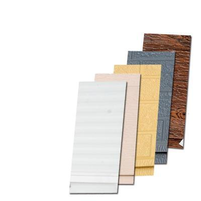 水金屬花板火外墻保溫板聚氨酯夾芯活動房彩鋼輕鋼別墅材料