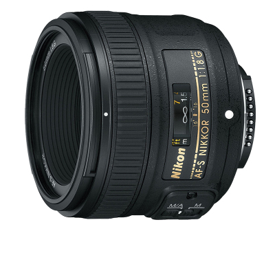 【二手95新】尼康/Nikon AF-S 50mm f/1.8G 鏡頭