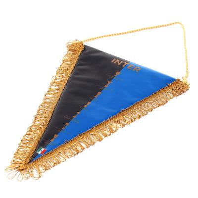 国际米兰俱乐部官方新品三角荣誉队旗