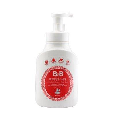 保宁B&B 奶瓶奶嘴泡沫型清洁剂清洗剂瓶装(泡沫) 550ml