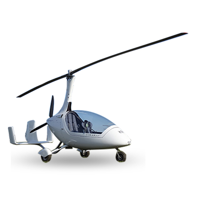 AutoGyro MTOsport 標準版 Calidus 卡度士載人 旋翼飛機