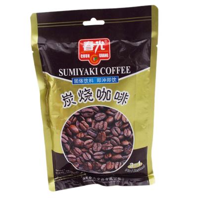 春光食品 炭烧咖啡 180g袋装 三合一咖啡 固体饮料 速溶冲饮咖啡