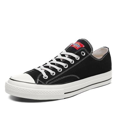 Dickies男鞋春季韩版潮流透气情侣帆布鞋男士百搭休闲板鞋潮鞋子181M50LXS24
