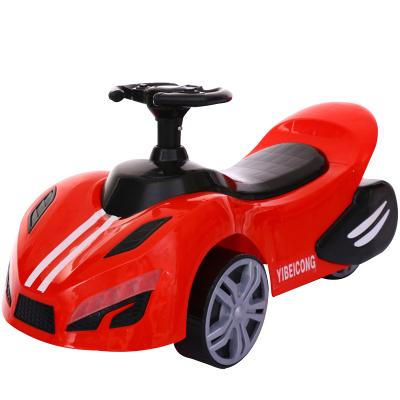 海蒂克魯新款寶寶可坐可騎滑行車助步車1到3歲兒童溜溜車帶音樂嬰幼學步車