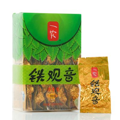 一農 特級清香鐵觀音160g/盒 pvc盒裝 茶葉 烏龍茶 福建茗茶
