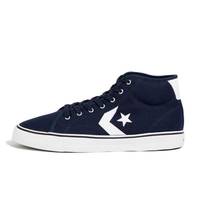 【直營】CONVERSE匡威STAR REPLAY中幫帆布鞋滑板鞋運動鞋