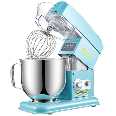 UKOEO HBD-809 7L厨师机家商用和面机全自动揉面机鲜奶机打蛋机