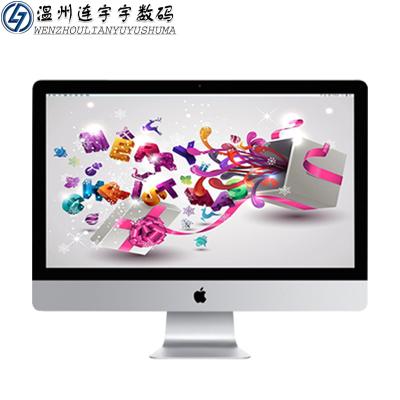 【二手99新】19款27寸MRR12蘋果Apple IMac一體機i5-8G-2TB辦公商務超薄臺式設計 高清大顯示屏