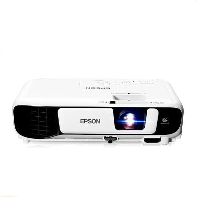 愛普生(EPSON)CB-W42商務辦公投影機 教學會議內置無線投影 家用高清高亮投影儀(3600流明 1280×800寬屏分辨率)