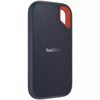 閃迪(SanDisk)1TB Type-c 移動固態硬盤傳輸速度550MB/s IP55等級三防保護E60系列