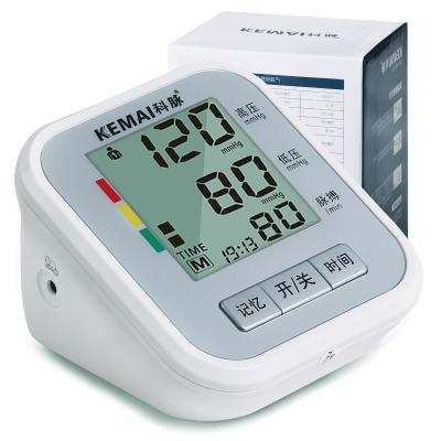 科脉(KEMAI)BP318A 上臂式电子血压计 家用自动 语音播报 电子血压仪 医用血压测量表 电子血压器
