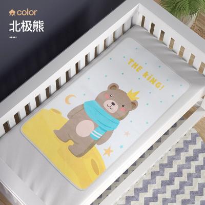滸滸豹 寶寶隔尿墊純棉可洗防水透氣新生兒童床墊加大姨媽月經墊嬰兒尿墊