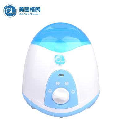GL格朗暖奶器恒温消毒婴儿多功能热奶器温奶器智能控温宽口防干烧温奶消毒热食三合1孕婴童食品加工具 NQ806