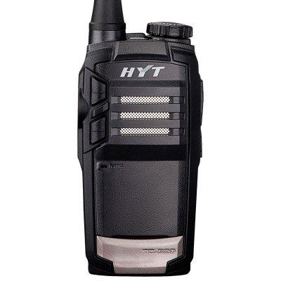 海能达(Hytera)TC-320商用民用专业手持对讲机 黑色 400-420MHZ